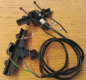 inline speedo cable sender